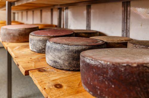 formaggio stagionato a campegine